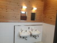 マリンパーク 更衣室の洗面所
