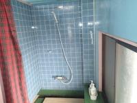 更衣室シャワー